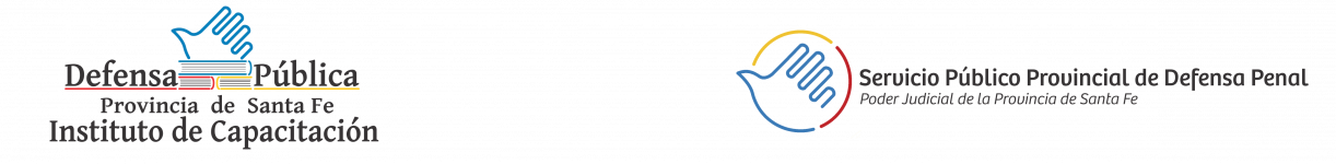 Plataforma Instituto de Capacitación - Servicio Publico Provincial de Defensa Penal